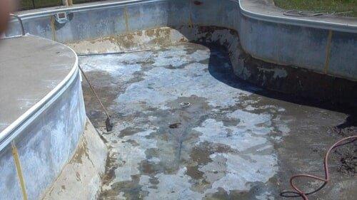 pool and hot tub liner installation pool repair