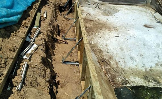 wall and structure repair