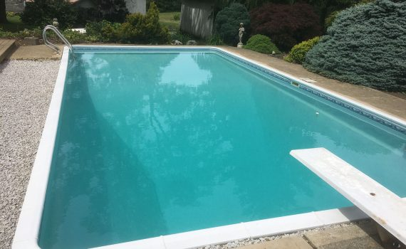 Pool Liner Installation near Ashland Ohio
