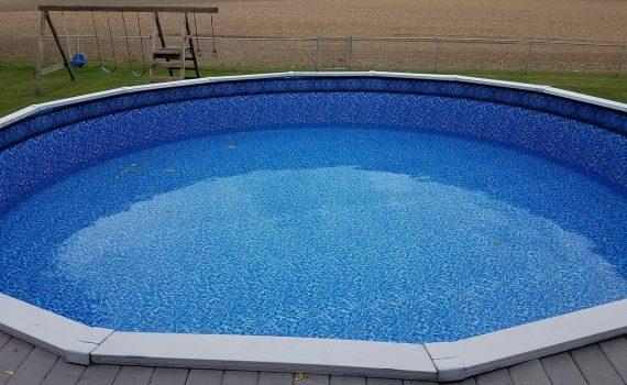 Pool Liner installation near ashland ohio