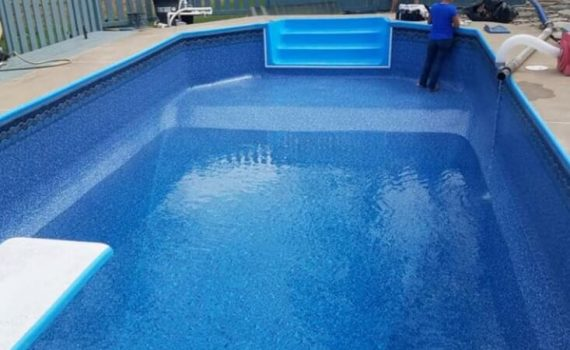 Pool Liner Repair near Bucyrus Ohio