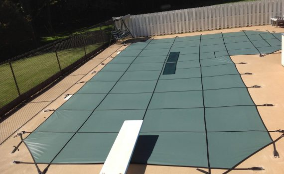Pool Liner and Cover Installation near Bucyrus Ohio