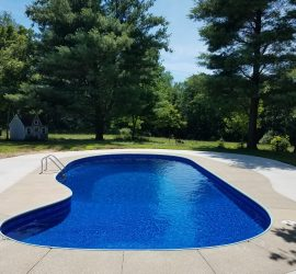 Pool Liner Repair Bucyrus Ohio